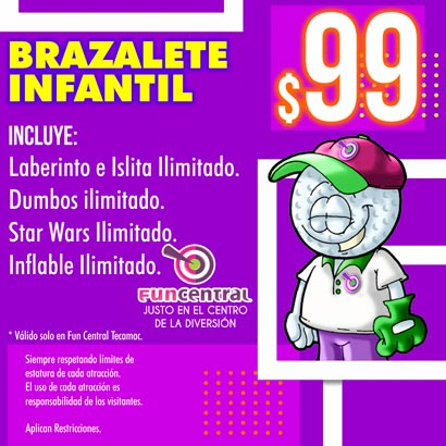 Magic Pass Infantil